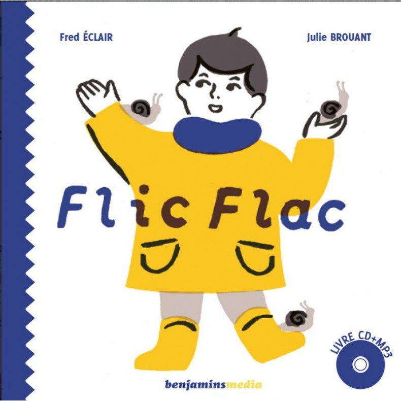CD - FLIC FLAC + NOIR + BRAILLE