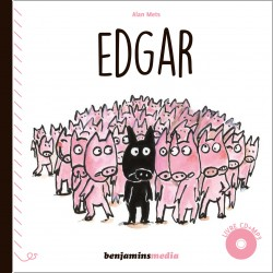 CD - EDGAR + NOIR + BRAILLE