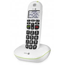 TELEPHONE SANS FIL PHONE EASY 110 BLANC