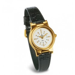 MONTRE PRESTIGE DAME - EXTRA PLATE - PLAQUE OR